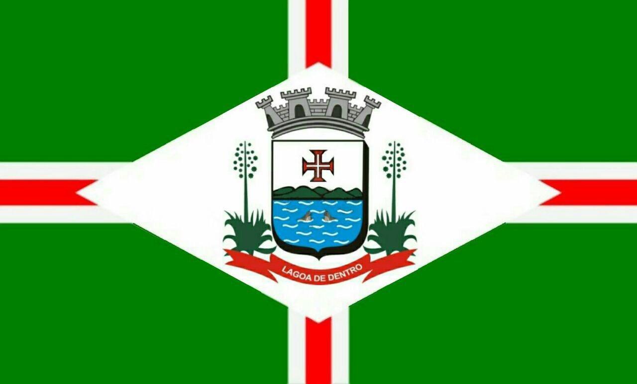 Bandeira de Lagoa de Dentro
