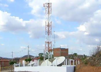 Primeira estação de TV digital do país é inaugurada no RN — Foto: Reprodução/Luciano Soares